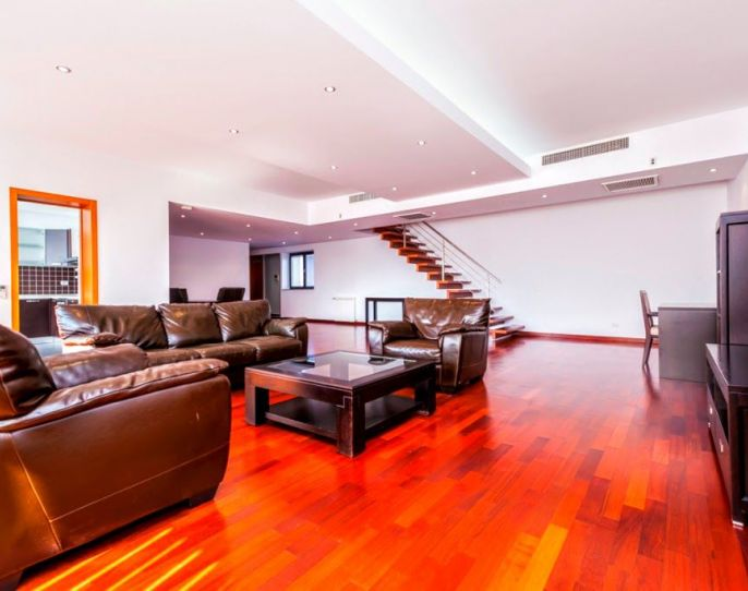 Duplex apartment full of light with generous terraces near Herastrau! | CP890777