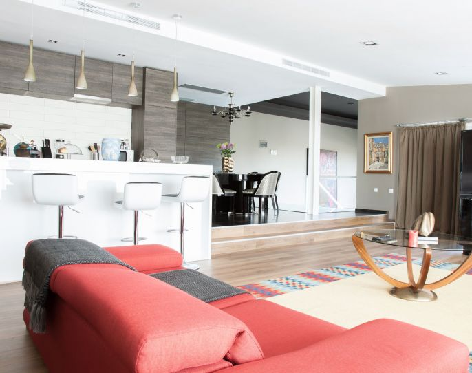 Penthouse duplex, next to French Village | CP251178