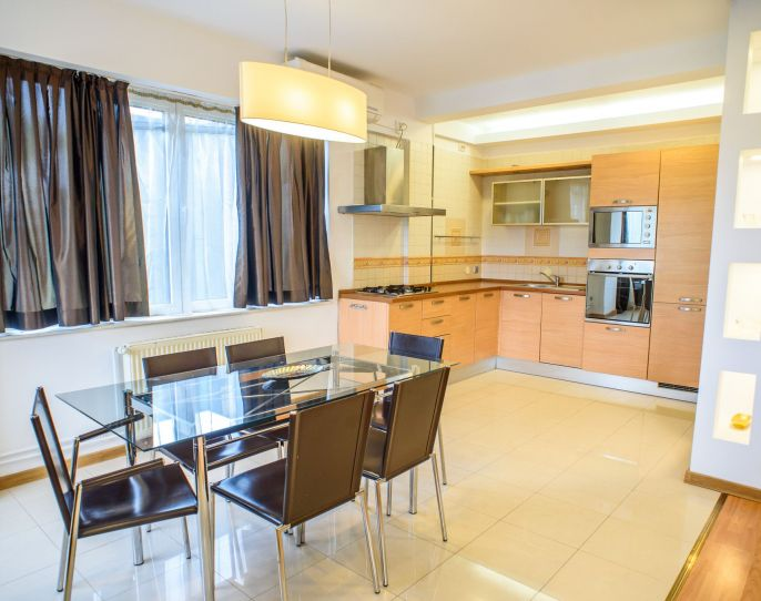 3 room apartment for rent in Primaverii area | CP532276