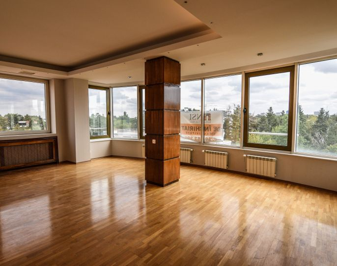 Spacious apartment with superb view and possibility of furnishing! | CP848608