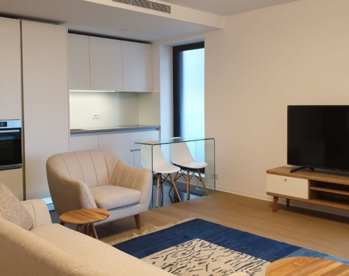 Elegant apartment - fully furnished - One Charles de Gaulle! #designapartments | CP836520